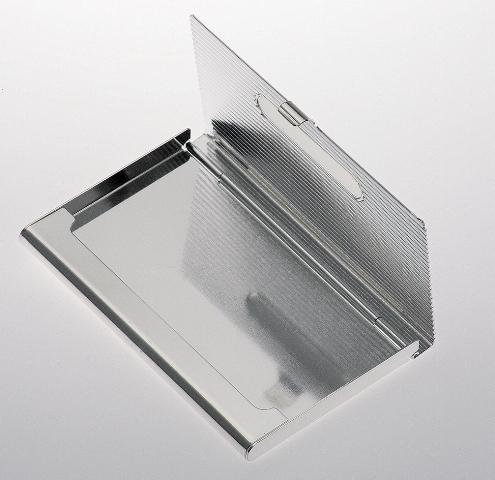 Silber Visitenkartenetui Kreditkartenetui 5 5 X 9 0 Cm
